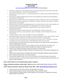 Professional Technical Writer Resume Template | page 2