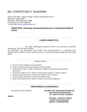 Professional Ultrasound Technician Resume