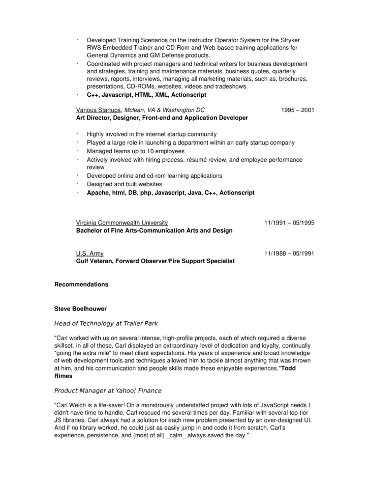 sample resume for computer operator sample computer operator