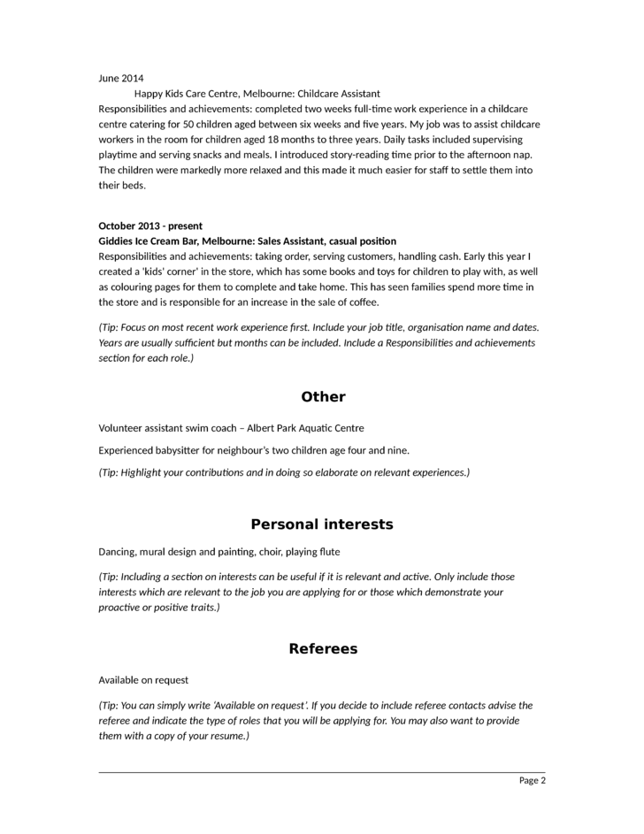 instructional designer resume sample